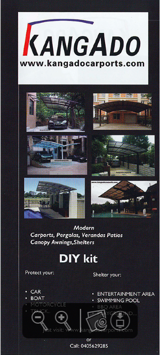 Two-sided Brochure