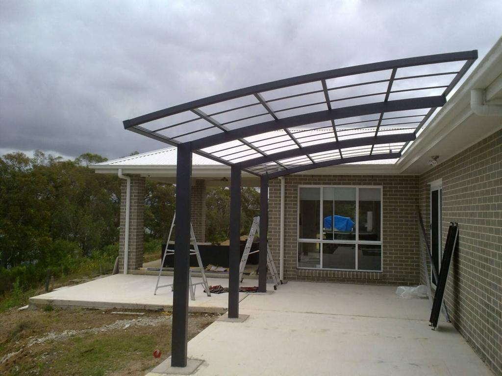 Cantilevered Carports Kangado