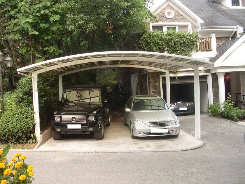Double carport for Double car carport