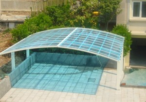 Kangado Double Carports-5.5mx6mx3m