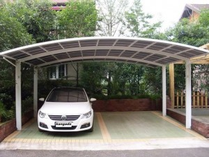 Kangado Double Carports